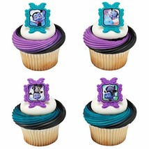 12 Vampirina Cupcake Rings Toppers Birthday Party - $8.30