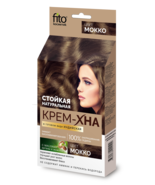 Cream-Henna Indian in finished form. Mokko.50 ml. sachet. with argan oil... - $12.00