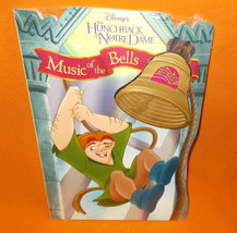 Disney's Hunchback Of Notre Dame Music Of The Bells Board Book UPC:042799316412 - $8.91