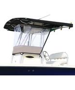 Marine Boat Console Universal T-Top Spray Shield Enclosure 2 Sizes MA 089 - $186.00+
