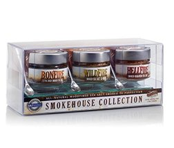 Smokehouse Trio - Smoked Salt Collection - $48.99