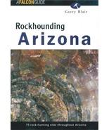Rockhounding Arizona - $12.95