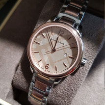 【BURBERRY】バーバリー  The Classic Round BU10117 32 mm - 2 Years Warranty in Japan - $379.00