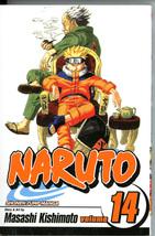 Naruto 14 Hokage vs Hokage Masashi Kishimoto Manga Graphic Novel Shonen ... - $5.00