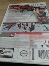 Nintendo Wii NHL 2K10 image 3