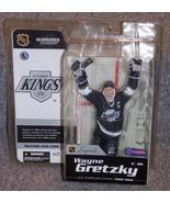 2004 McFarlane NHL Legends Series 1 Wayne Gretzky Los Angeles Kings Figu... - $49.99