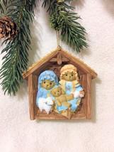 Cherished Teddies Ornament 2009 O Little Town Bethlehem NIB - $27.50