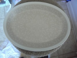 mikasa 14 3/4 oval platter (Aries) 1 available - $20.64