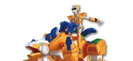 Miniforce Tego Lina Transformation Action Figure Super Dinosaur Power Part 2 Toy image 3