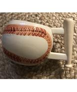 Unique Vintage Baseball Mug - $15.84