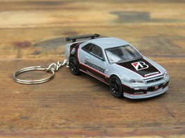 2001 Nissan Skyline GTR BNR34 Key Chain Car, Xmas, Birthday & Anniversary Gift - $24.75