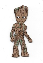 Guardians of the Galaxy Vol 2 Baby Groot Standing Figur Embroidered Patc... - $7.84