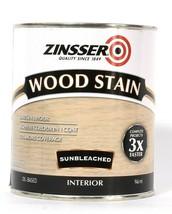 1 Can Zinsser 32 Oz Wood Stain 331492 Sun Brightened Interior Dries In 1... - $21.99