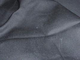 """Classic Denim 58"""" Wide Black Cotton Twill Bull Weight 10+ Heavy Denim Jean Fabri - $15.99"""