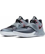 Nike Kyrie Flytrap 3 Grey/Black Crimson III Kyrie Irving Basketball 2020... - $149.95