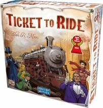 Days of Wonder Ticket To Ride - $55.99