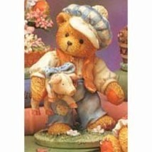"Cherished Teddies 'Wherever You Go, I'll Follow"" Figurine - $6.93"