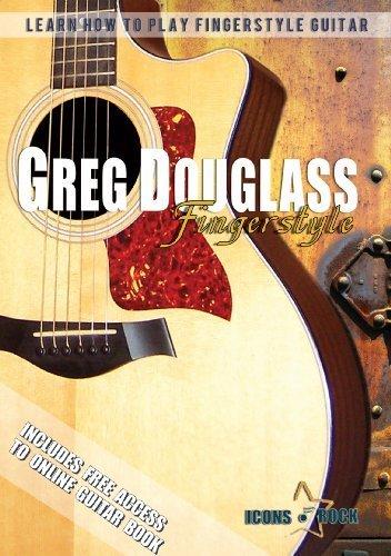 Greg Douglass Fingerstyle Guitar Lessons [DVD]