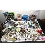 Junk Drawer Lot 9lb 7oz Costume Jewelry, - $89.09
