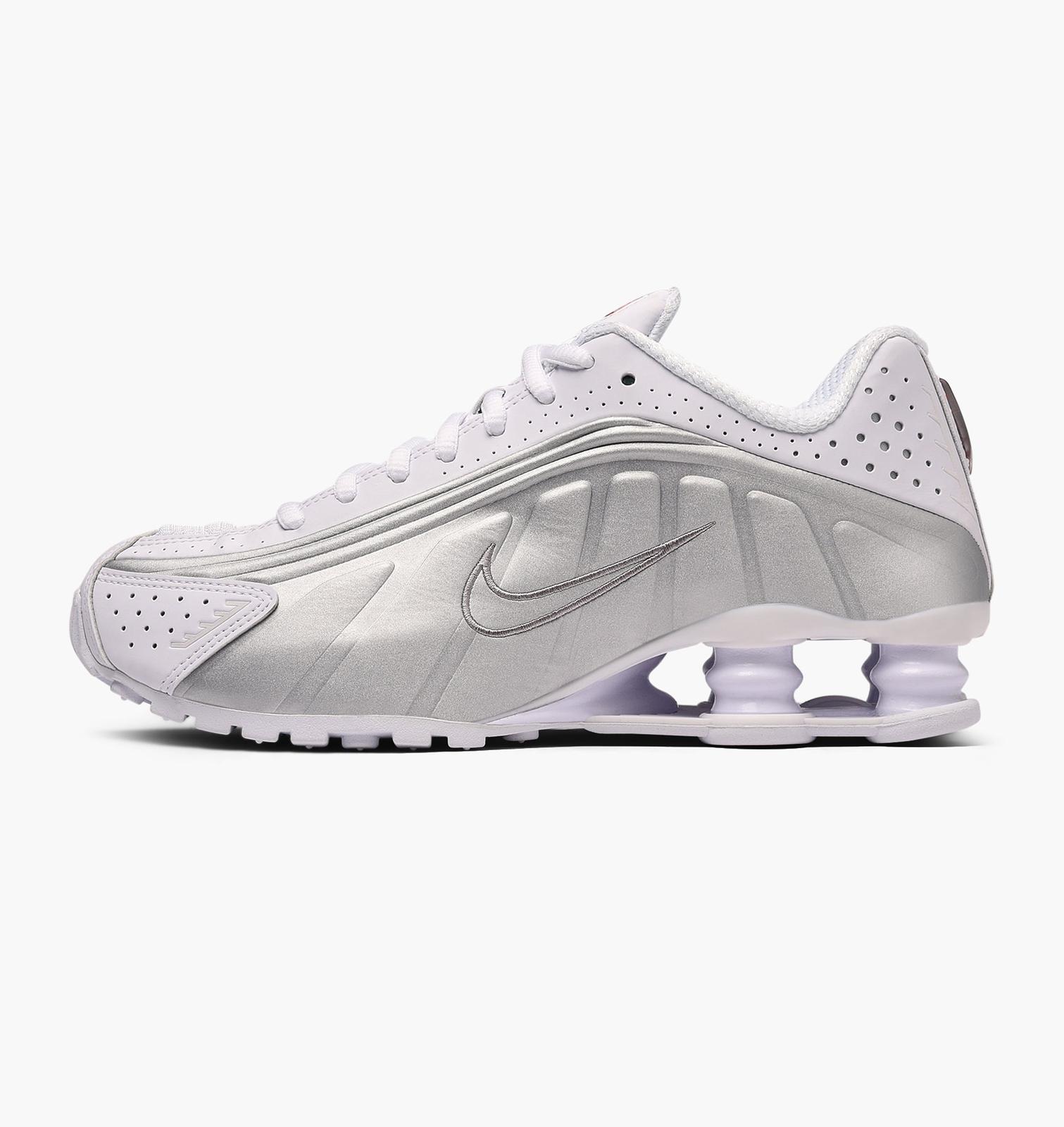 Nike Shox R4 (White Metallic White Silver) and 50 similar