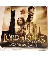 Lord of the Rings: The Two Towers Board Game - $18.00