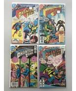 Lot 8 Phantom Zone  #1-4 Team Superman Years 3 Shazam First Thunder VF V... - $19.80