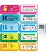 81 Pieces Time Reward Cards Screen Time Cards Fun and Simple Set to Limi... - $59.99