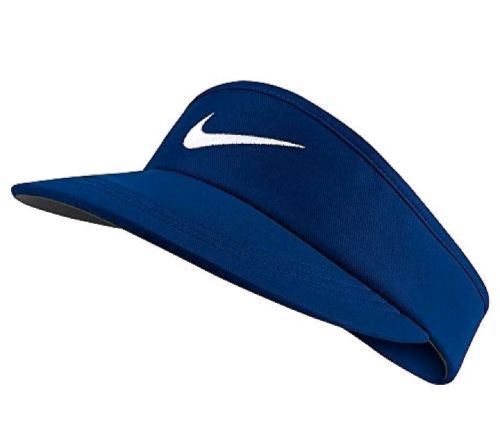 Primary image for NIKE GOLF VISOR 2017 Blue Jay/Anthracite/White One Size Fits All Unisex