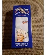 University of Florida Collegiate Shower Cap - Nylon Exterior PEVA Waterp... - $11.75
