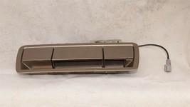 06-12 Nissan Armada Rear Hatch Tailgate Liftgate Trunk Exterior Door Handle C10 image 2