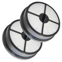 2x HQRP HEPA Filters for Eureka AirSpeed Zuum AS5204A AS5200 - $19.68