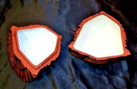 Ceramic Thanksgiving Turkey Decorative Dish with Lid ee 83 AA18-1202Vintage image 4