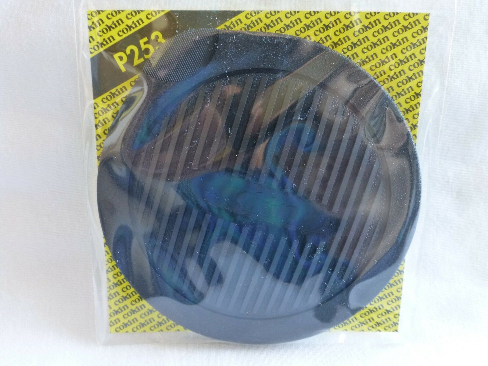 "Primary image for Genuine Cokin P253 Adapter Cap ""P"" fits over ""P"" Series Adapter Rings New"