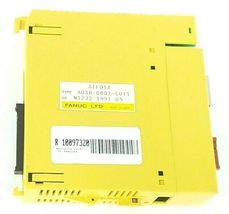 FANUC A03B-0807-C011 I/O INTERFACE MODULE AIF01A (MISSING PLASTIC COVER) image 4