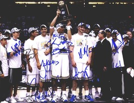 2012 UCLA TEAM authentic signed college basketball 11x14 photo |CERT  324e1 - $119.94