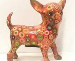Pomme Pidou Nanou the Chihuahua Money Box Piggy Bank Dog Lover Quirky Unique Art