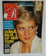 Royalty Monthly Magazine March 1989 Diana Belle Of New York Fairytale Pr... - $20.09