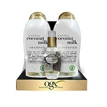OGX Nourishing Coconut Milk Value Pack - $29.99