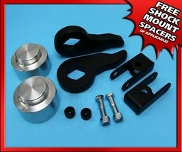 "1-3"" FT 1.5"" Billet RR Lift Kit Fits 2000-2006 Chevy Tahoe 1500 4WD 4X4 ... - $130.00"