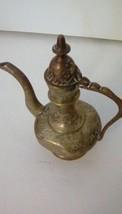 India Brass Coffee Pot  - $56.10