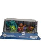Monsters, Inc. Disney Pixar Playset Figurine 6 Figures NEW - $14.26