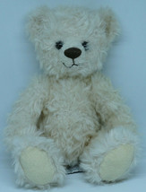"RUSS BERRIE ""Choccie"" Plush Teddy Bear Fluffy Cream Stuffed Toy ~13″ Ite... - $16.51"
