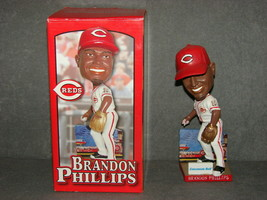 Cincinnati Reds Bobblehead: Brandon Phillips 2009 [w/ Box] - $12.00