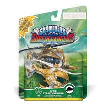 "NEW Skylander SuperChargers Exclusive ""Nitro Stealth Stinger"" wii/XBOX/3... - $34.99"