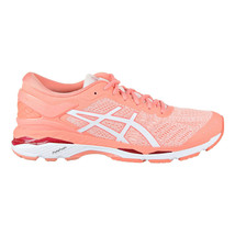 Asics Gel-Kayano 24 Women's Shoes Seashell Pink-White-Begonia Pink T799N... - $107.95