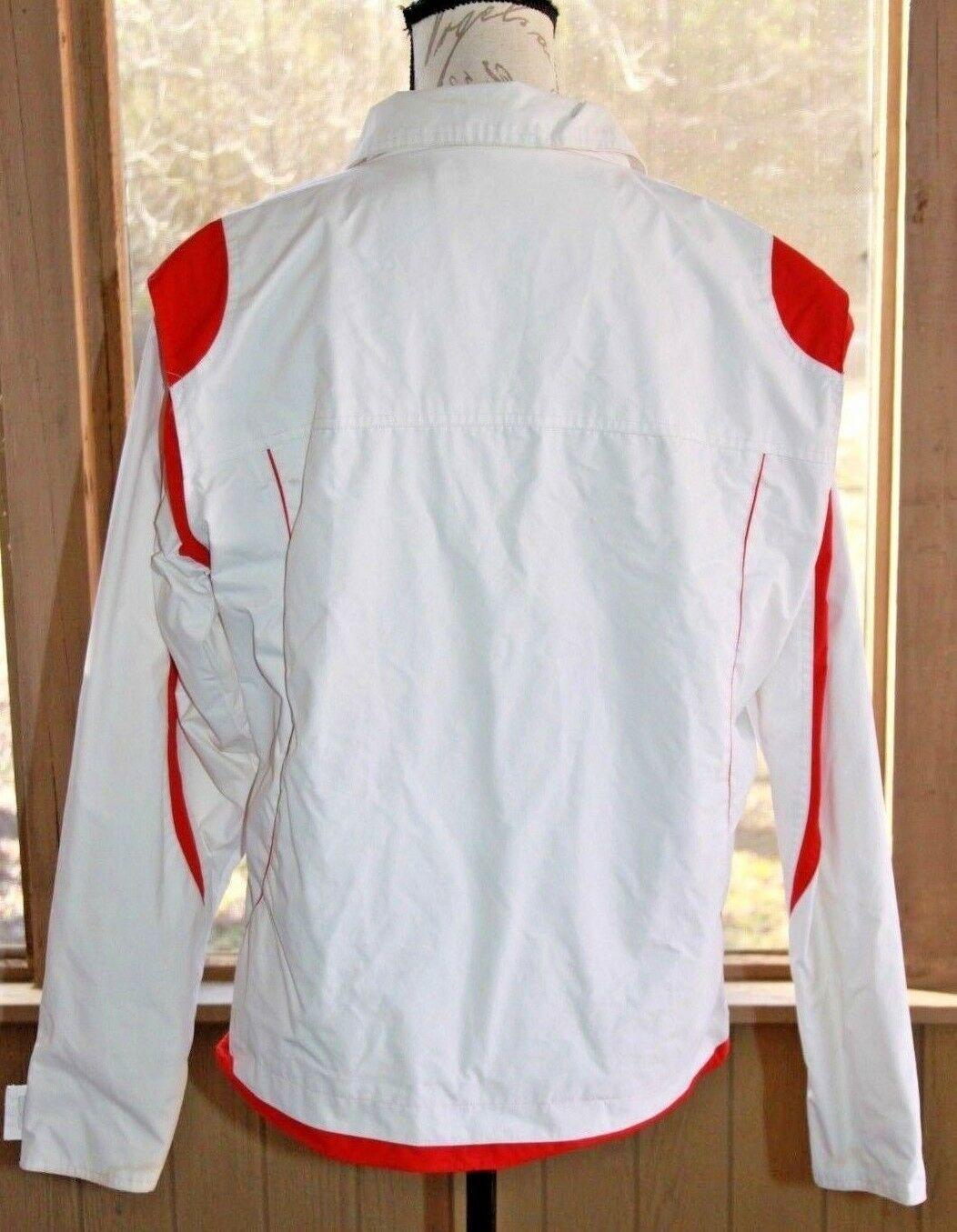Rossignol Size XL Gore Tex White & Red Jacket Snowboard SKI Snow Women's (BA) image 3