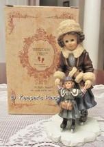 Boyd's Yesterdays Child Figurine With Box Kristi With Nicole Skater's Waltz - £12.11 GBP
