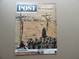 Saturday Evening Post Magazine October 19 1963 Complete - $9.99