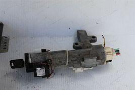 05 Nissan Pathfinder ECU ECM Computer BCM Ignition Switch W/ Key MEC35-753-A1 image 5