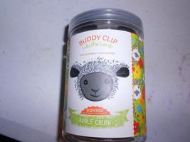 Scentsy Buddy Clip (New) Lulu The Lamb - Apple Crush - $19.52